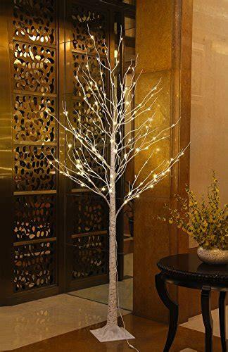 Lightshare™ New 8ft 132l Led Birch Tree,homefestival