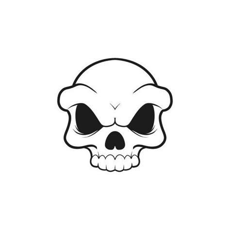 simple skull drawing ideas  pinterest