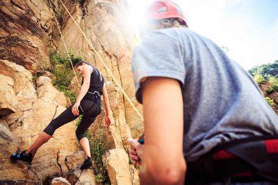 Basic Rock Scrambling Skills Develop