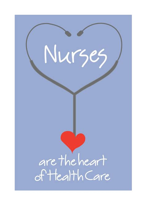 national nurses day cards   thought