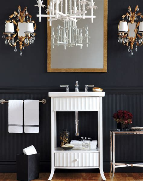 tiled shower shelf black bathroom chair rail design ideas