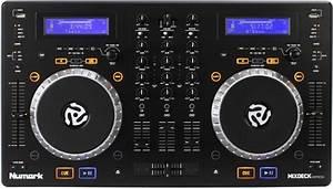 Numark Mixdeck Express DJ Controller With Dual CD And USB