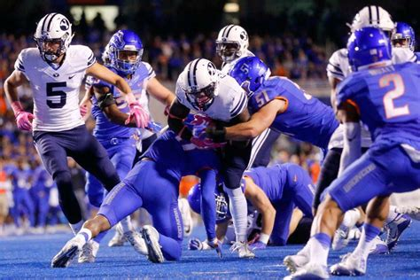 boise state holds  byu   heres