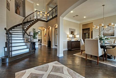 And Decor Plano Tx by Toll Brothers Plano Tx Model Contemporary Entry