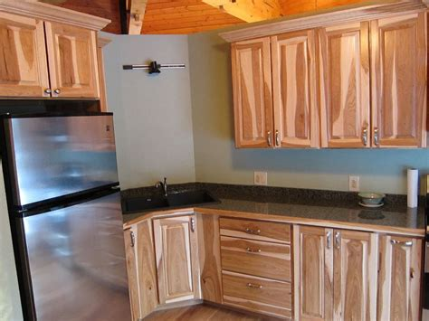 rustic hickory kitchen cabinets tedx designs