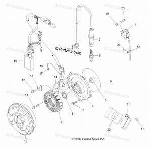 Polaris Atv 2010 Oem Parts Diagram For Electrical