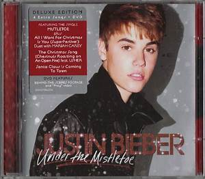 Justin Bieber Under The Mistletoe Records Lps Vinyl And