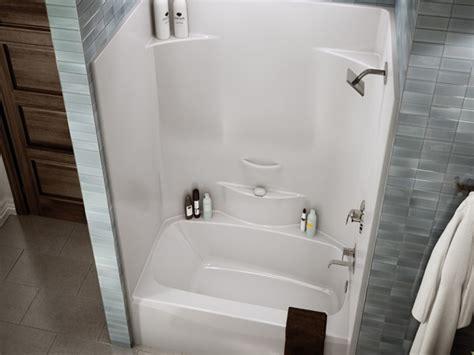 Tub And Shower Units - kohler soaker bathtubs one tub and shower stalls