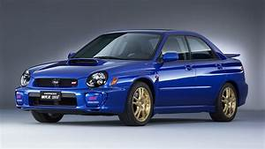 2002 Subaru Impreza Wrx Sti Wallpapers  U0026 Hd Images