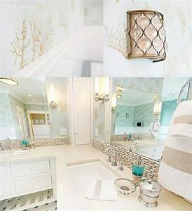 33 best wet rooms images on pinterest showers bathroom With coastal theme for master bathroom ideas