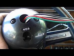 1966 Chevelle Tach - How To Install