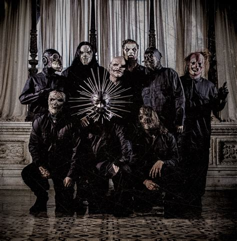 New Show Slipknot Hit The Sse Arena In February!  Gigging Ni