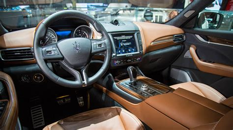 maserati interior best luxury suv guide gentleman 39 s gazette