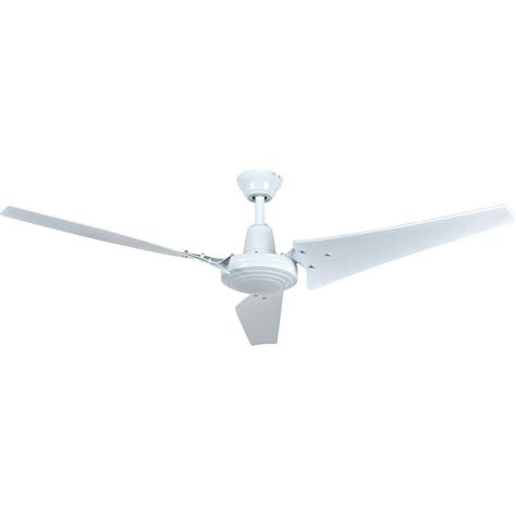60 Inch Ceiling Fans Home Depot by Hton Bay Industrial 60 In Brushed Steel Indoor Energy