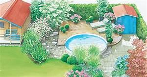 Gartenhaus 4 X 3 : gestaltungsideen f r einen swimmingpool mein sch ner garten ~ Orissabook.com Haus und Dekorationen