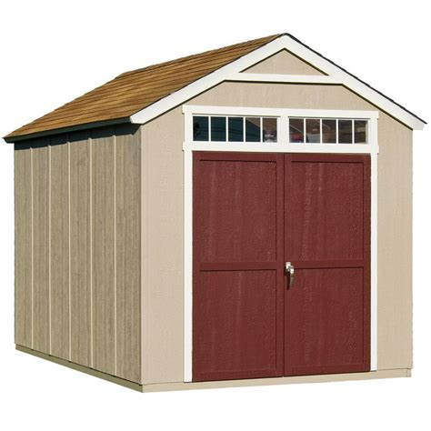 home depot storage sheds installed coupons for handy home products storage building majestic