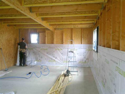 isolation de maison en bois devis maison bois et maison