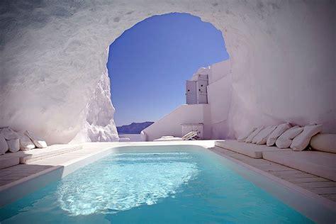 Katikies Hotel In Santorini Greece Hiconsumption