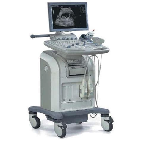 ge ultrasound machine convex logic  refurbish rs