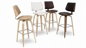 Tabouret De Bar Pied Bois : tabouret de bar design hambourg mobilier moss ~ Melissatoandfro.com Idées de Décoration