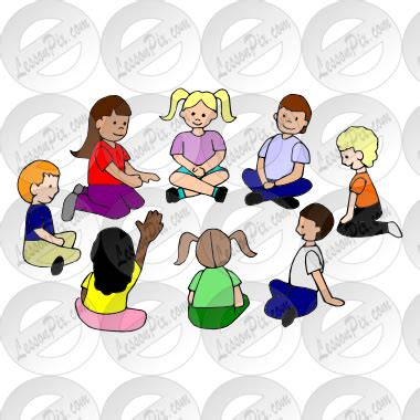 Circle Time Clipart Preschool Circle Time Clipart Clipart Suggest