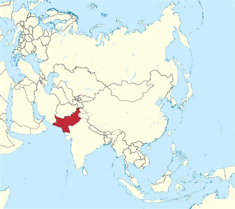 File:Pakistan in Asia (only undisputed) (-mini map -rivers ...