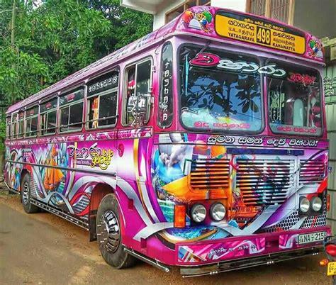 beautiful bus photo sri lanka designcivique