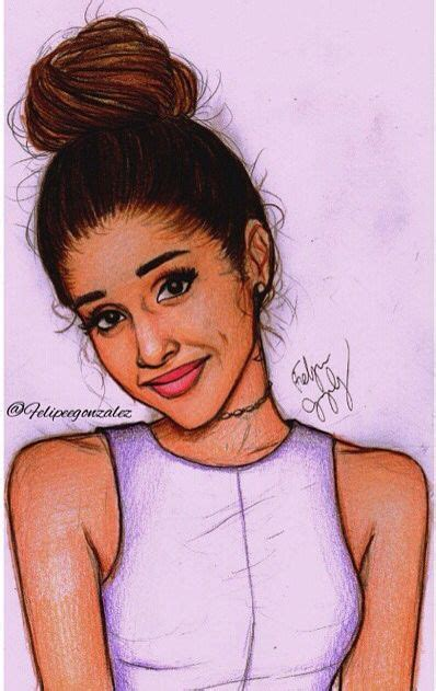 Ariana Grande I'm Going To Be Famous Like Her, And Use It