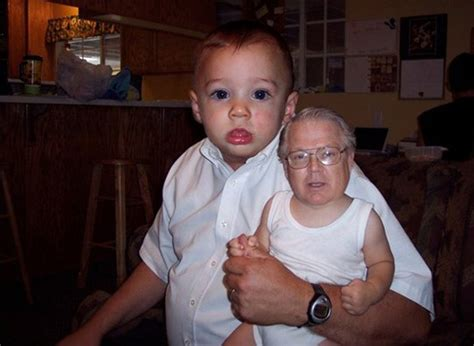 gah    creepiest dad  baby face swap youll