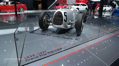 Audi Auto Union Type C Pedal Car 1936 Audi Union Type C