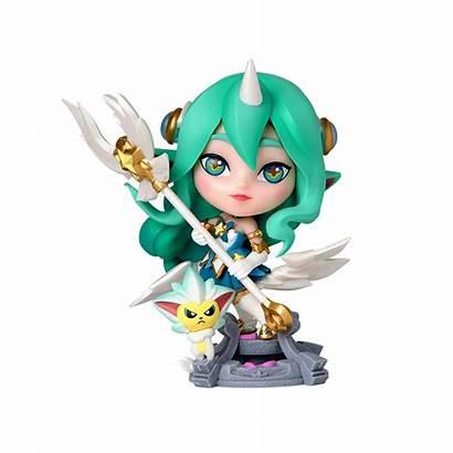 Soraka Guardian League Legends Lol Merch Edition