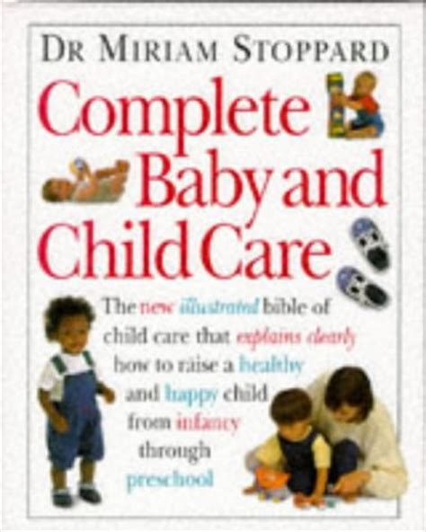 complete baby  child care  miriam stoppard reviews discussion bookclubs lists