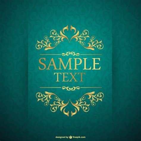 descargar templates illustrator gratis vintage frame vector gratis sjabloon vector gratis download