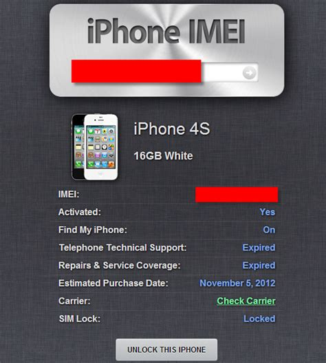 check iphone unlock status check iphone carrier lock status by model or imei numbers
