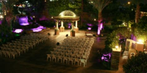 las vegas wedding venue rainbow gardens unveils new