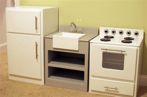 woodworking plans  lowes play kitchen plans
