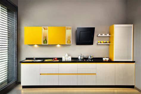 home interior design wall colors bespoke decor sleek modular kitchens kochi