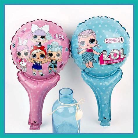 lol dolls theme party images  pinterest