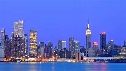 York Uniti Usa Stati Metropolis Wallpapers Sky