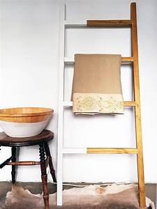 Simple, Scandinavian, Ladder, Diy, For, Home, Decoration