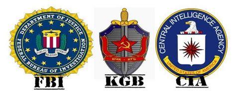 bureau du fbi quelle est la difference entre la cia le fbi et le kgb