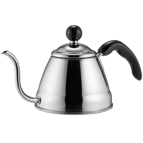 tea kettle ever grey metal homesfeed kitchen