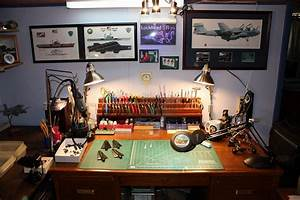 Workbench & Hobby Room
