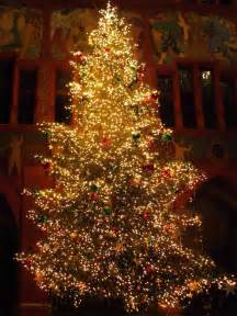 the rustic cottage christmas tree ideas
