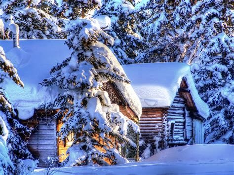 Alaska Winter Landscape, Snow, Forest, Spruce, Huts 640x1136 Iphone 5/5s/5c/se Wallpaper Iphone 6 Charger Not Going In Wireless Unlocked And Sim Free From Apple 128gb Nuovo Ka For Sale Ottawa Dual