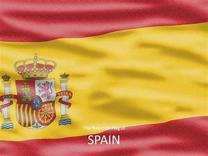 spanish flag template With spanish powerpoint templates