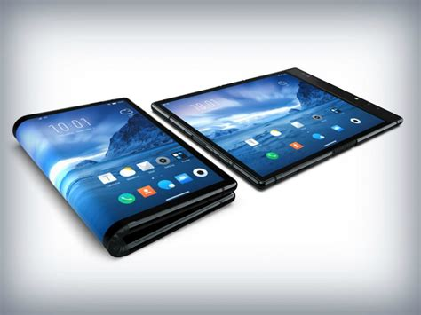 royole flexpai bests galaxy x to world s foldable