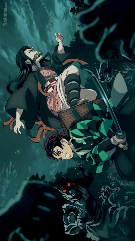 demon slayer kimetsu  yaiba hd wallpapers wallpaper cave