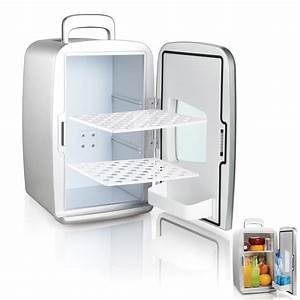 Frigo Compact : mini frigo r frig rateur 14l portable argent achat vente armoire a boisson cdiscount ~ Gottalentnigeria.com Avis de Voitures
