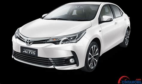 Gambar Mobil Toyota Corolla Altis by Review Toyota Corolla Altis 2017 Indonesia